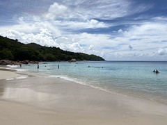 Anse Lazio beach, Praslin, Seychelles