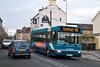 Arriva Yorkshire Denis Dart Plaxton Pointer SN55 HTY (261)