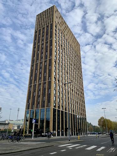 The Student Hotel - Stationsweg Eindhoven
