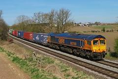 Photo of GBRf 66769 - Chellaston