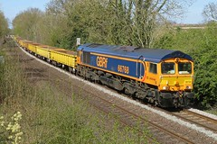 Photo of GBRf 66768 - (site of) Chellaston Junction