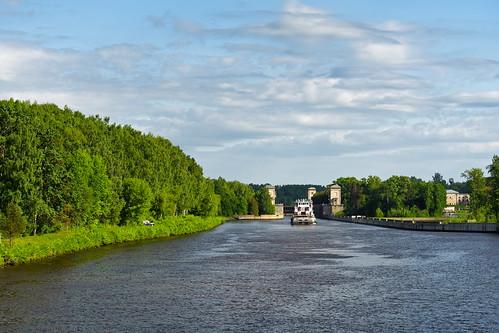 Moscow Canal 14 ©  Alexxx Malev
