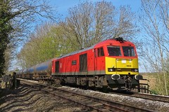 Photo of DB 60040 - (site of) Chellaston Junction