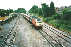 Photo of Virgin CrossCountry Class 43s 43087 & 43194 - Water Orton