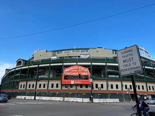 Wrigley Field - April 2020 Photos