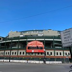 Wrigley Field - April 2020