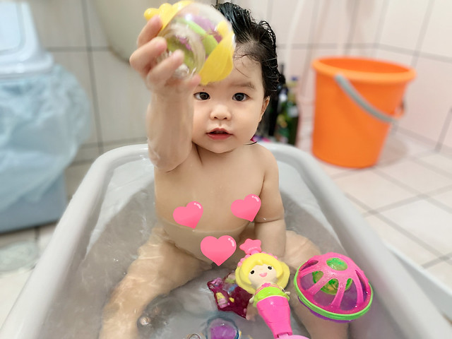 Chicco滿健趣洗澡玩具