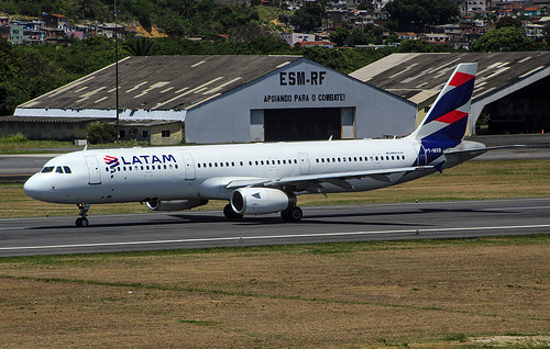 PT-MXD  Airbus A321-231 (LATAM Airlines)Aeroporto do Recife (REC/SBRF)