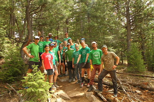 Photo - Volunteers for OSMP