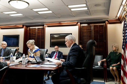 White House Coronavirus Task Force Meeti by The White House, on Flickr
