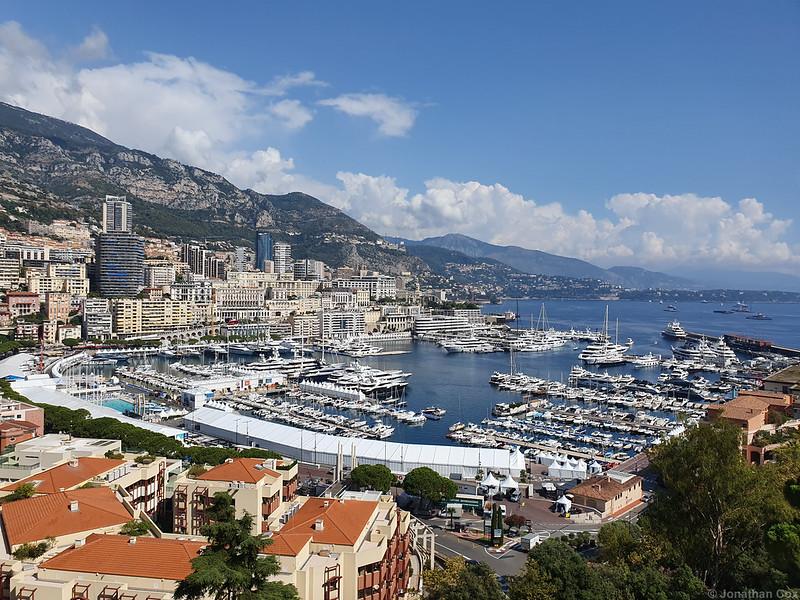 Marseille, Nice, Monaco & London