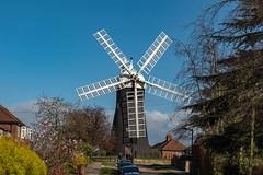 Holgate Windmill, April 2020 - 1