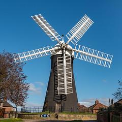 Holgate Windmill, April 2020 - 2