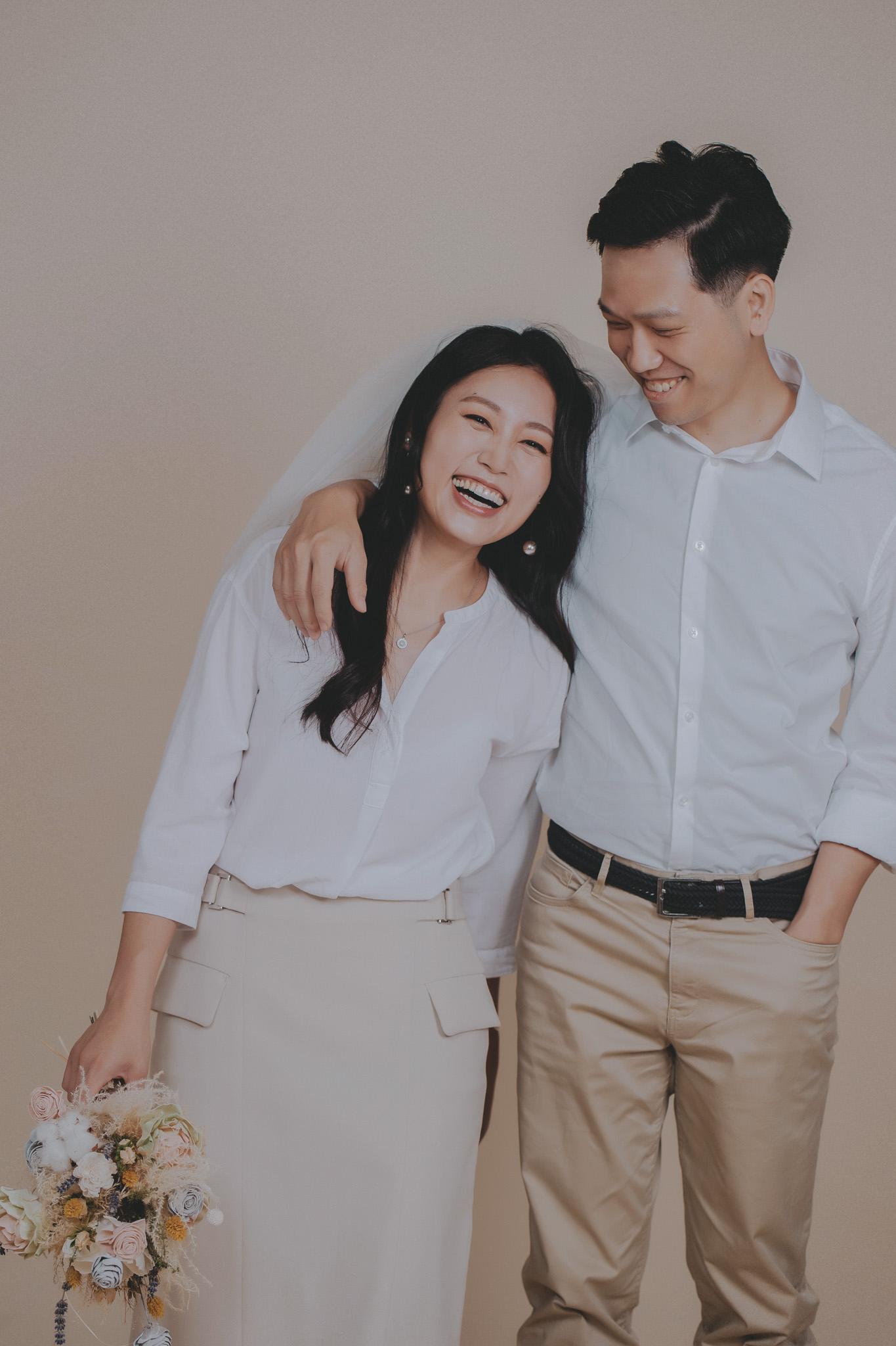 EW Easternwedding 婚攝 居米 婚紗 心之芳庭 小南法