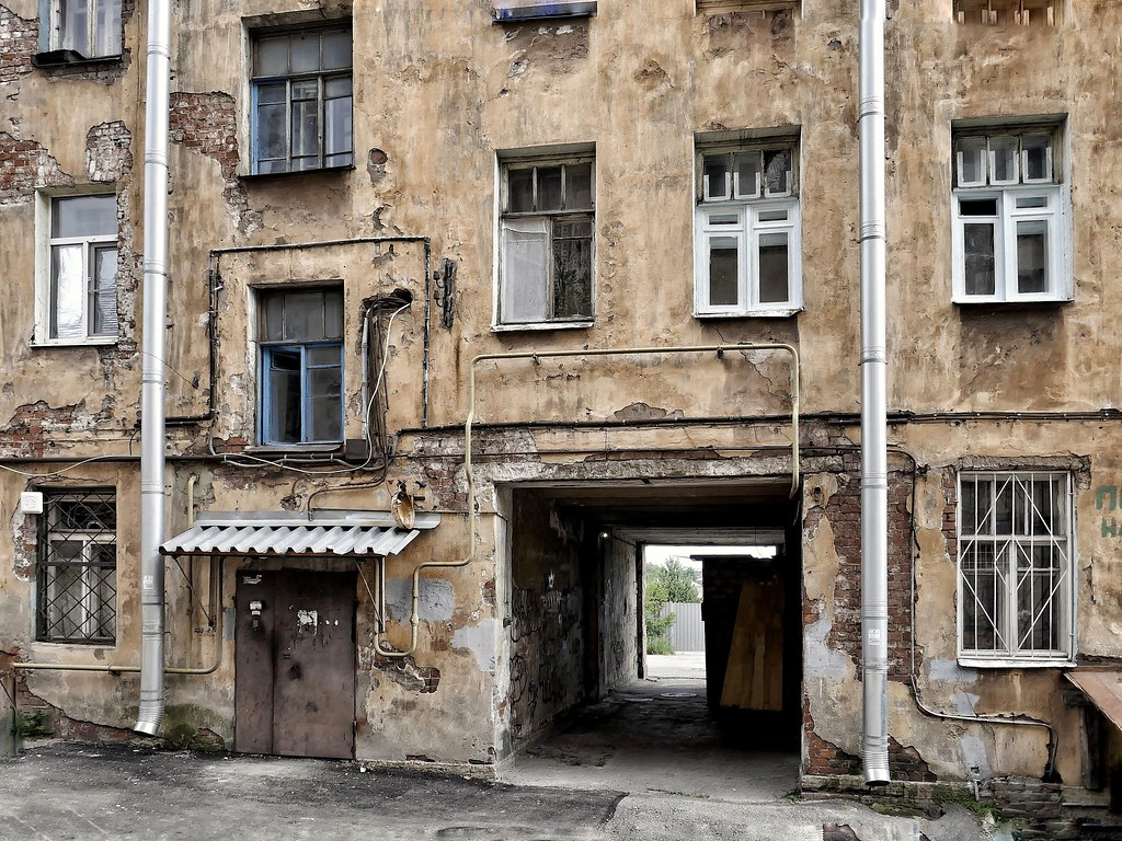 фото: St. Petersburg. Far from the city centre_