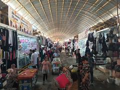 Market in Osh, Kyrgystan