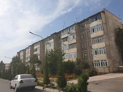 Apartment building, Osh