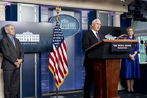 White House Coronavirus Press Briefing by The White House, on Flickr