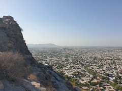 Sulaiman Too mountain, Osh.