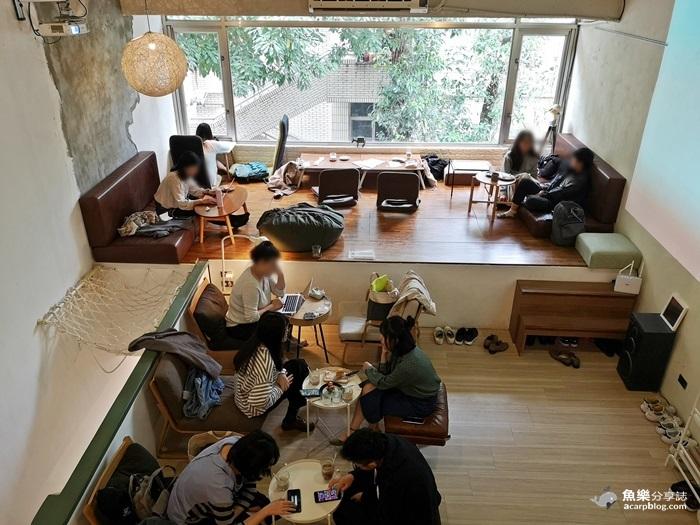 【台北中山】貝克宅  Beckhome Roasting House│南京復興不限時咖啡店 @魚樂分享誌