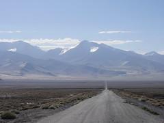 Pamir Highway, Tadjikistan.
