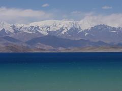 Lake Karakul, Tadjikistan.