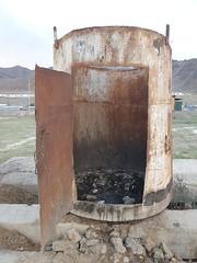Public Toilet, Murghab.