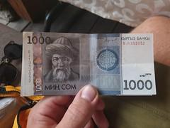 Kyrgyz currency