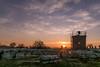 Sunrise at the Hospice