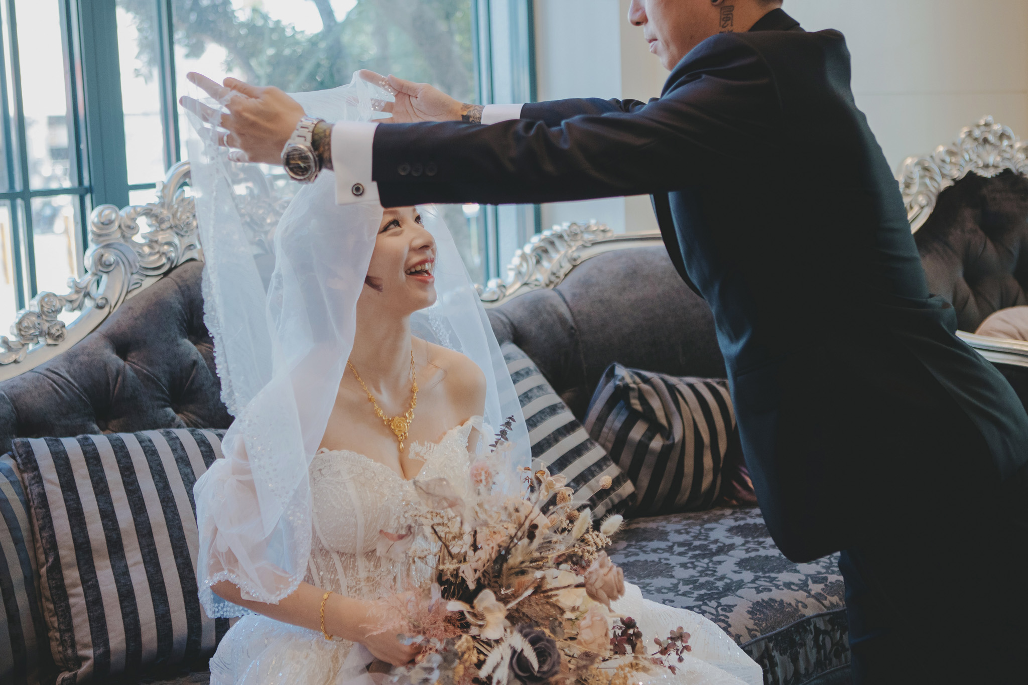 EW Easternwedding 婚攝 居米 婚禮 花田盛事