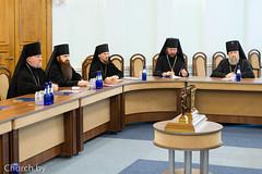 09.04.20 - заседание Священного Синода БПЦ
