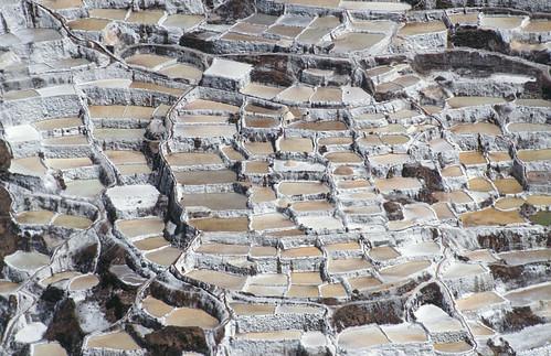 Explotación artesanal de sal - Salineras de Maras (Perú) - 12