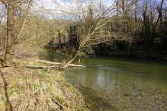 Trail along La Fillière @ Argonay