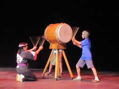 STARS: Support the Arts Reaching Students, Taiko