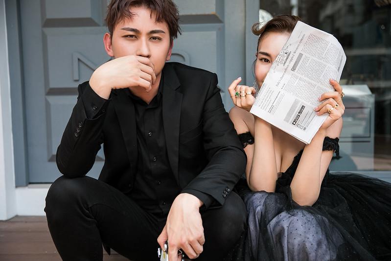 黑色婚紗,婚紗概念