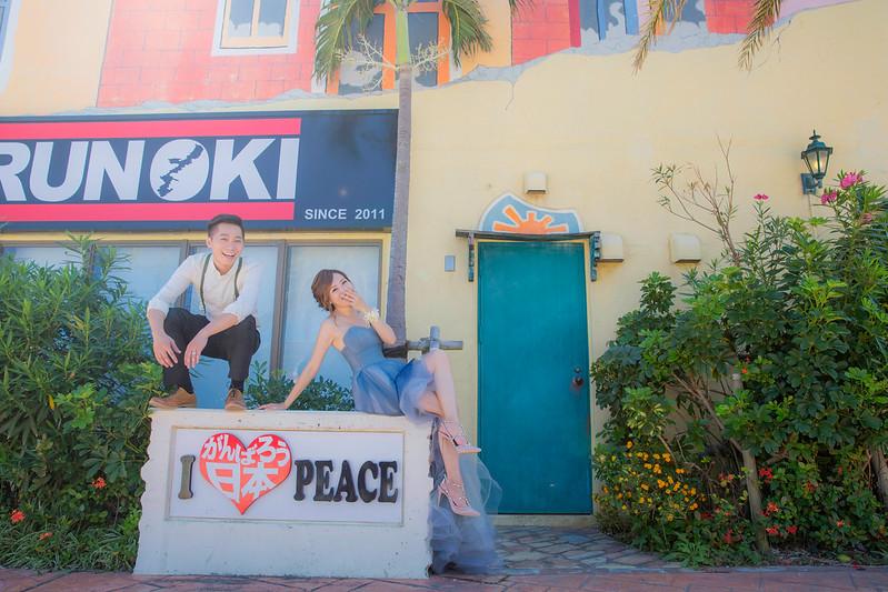 沖繩婚紗,海外婚紗景點