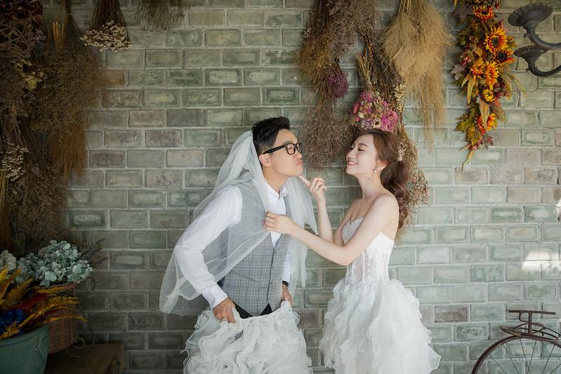 愛麗絲天空,婚紗概念影像