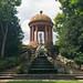 Temple of Apollo in the Schwetzingen Palace Garden, Germany