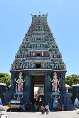 Nainativu Island, Nagapooshani Amman Temple