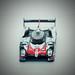 TOYOTA TS050 Hybrid #8. TOYOTA GAZOO Racing