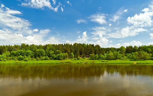 Oka River 20 ©  Alexxx Malev