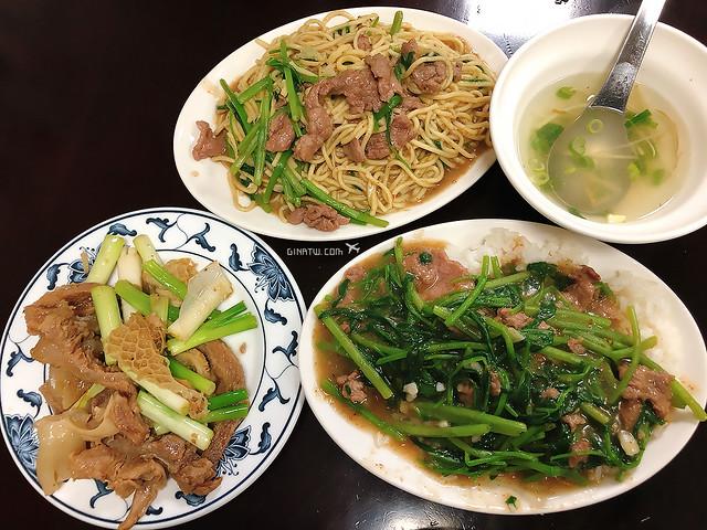 【台北美食】大同區|延三夜市美食|新營人牛肉|宵夜小吃 @GINA環球旅行生活|不會韓文也可以去韓國 🇹🇼