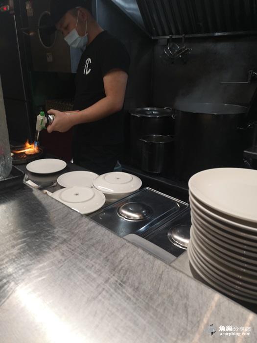 【台北大安】真劍拉麵│夢幻藍色鹽味翠雞拉麵│師大美食 @魚樂分享誌