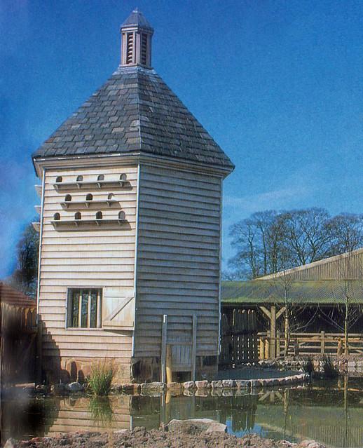 Dovecote and Animal Barn in Safeway Farm