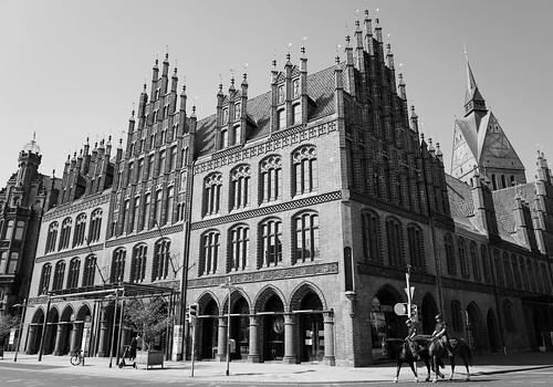 Altes Rathaus - Hannover - Deutschland