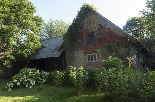 Almāles muižas saimniecības ēka, 29.07.2019.
