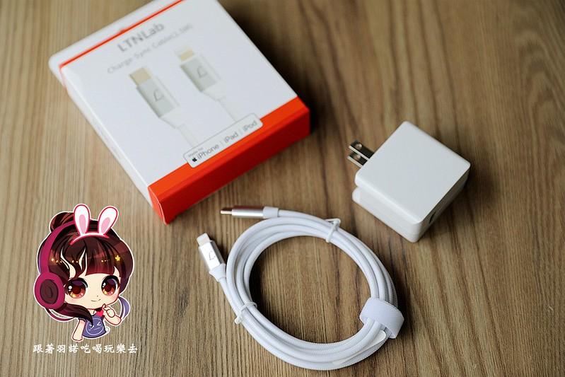 Topcom USB Type-C PDQC 快充充電器01