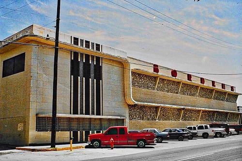 Tulsa  Oklahoma  - Borders - Book Store - Modern Architecture - Closed