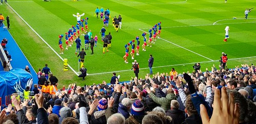 Crystal Palace 1-0 Watford (7th March 2020)
