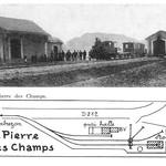 ST PIERRE DES CHAMPS